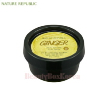 NATURE REPUBLIC Real Nature Clay Mask [Ginger&Lemon] 70g